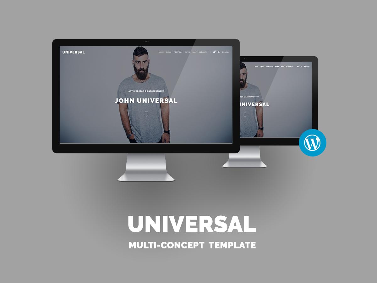 universal wp