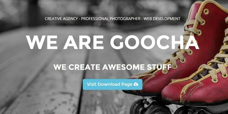 Goocha WordPress Theme