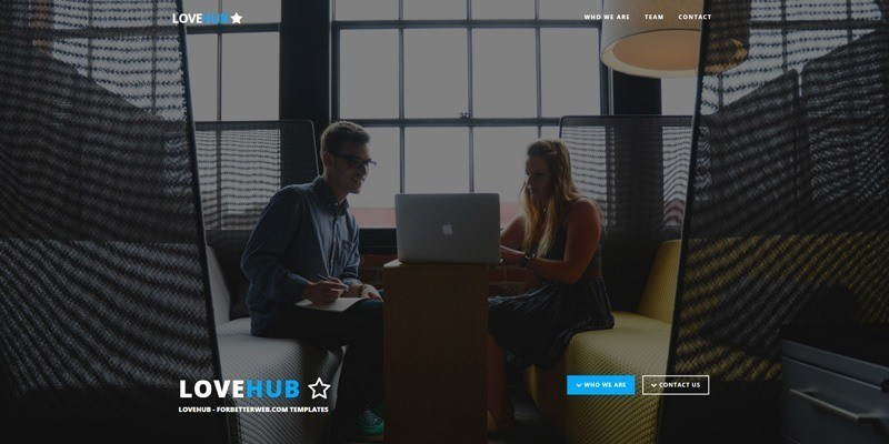 LoveHub – HTML Responsive Multipurpose Template